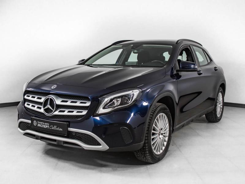 Mercedes-Benz GLA-Класс 200 MT (156 л.с.)