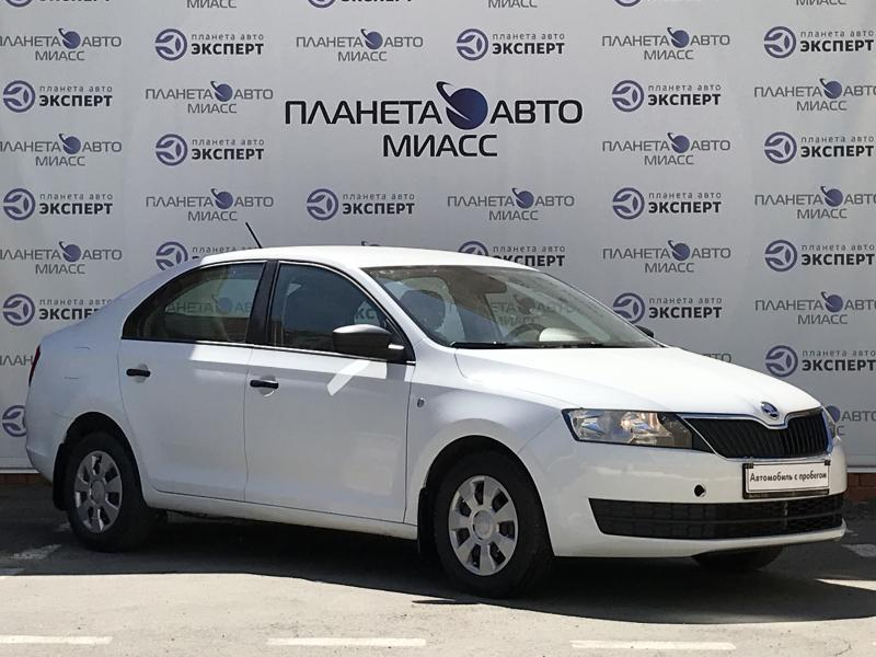 ŠKODA Rapid 1.6 MT (90 л. с.)