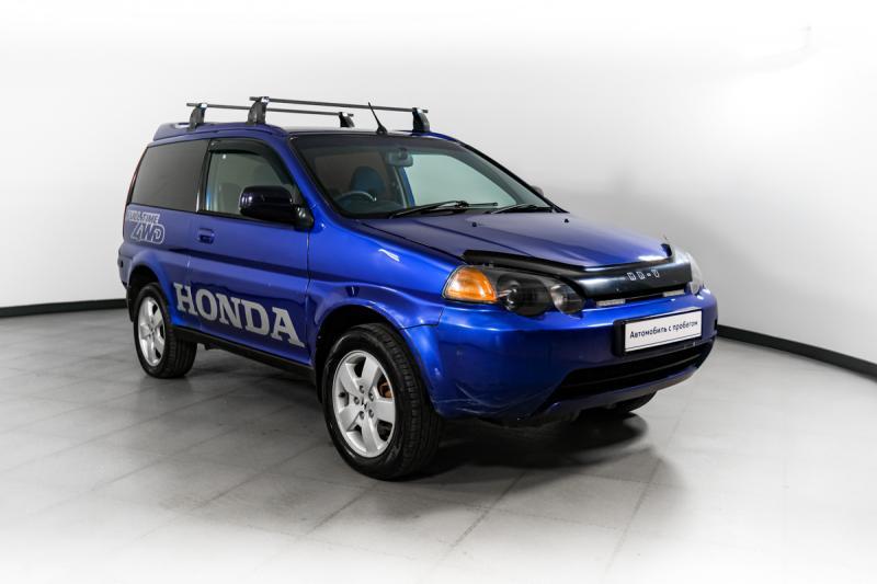Honda HR-V 1.6 MT 4WD (105 л. с.)