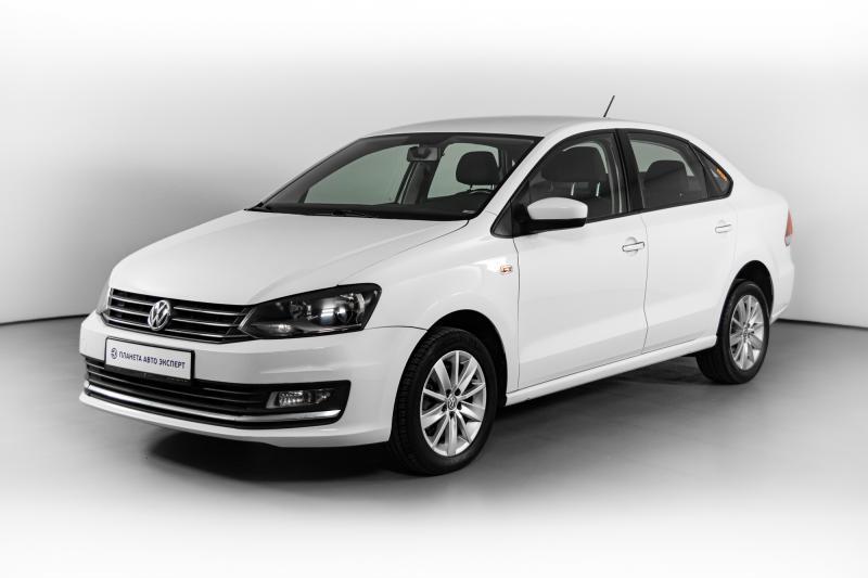Volkswagen Polo 1.4 TSI AT (125 л. с.)