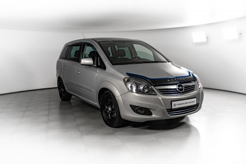 Opel Zafira 1.8 Easytronic (140 л. с.)