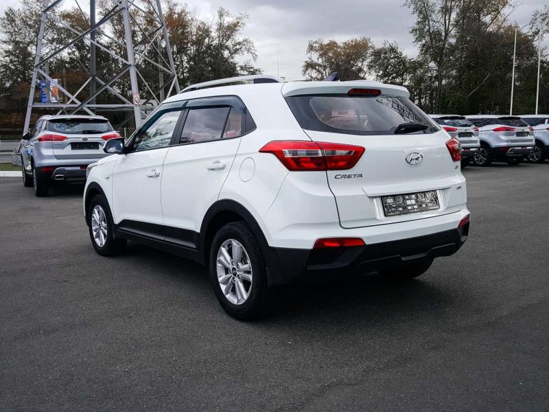 Hyundai Creta 2.0 AT 4WD (150 л. с.)