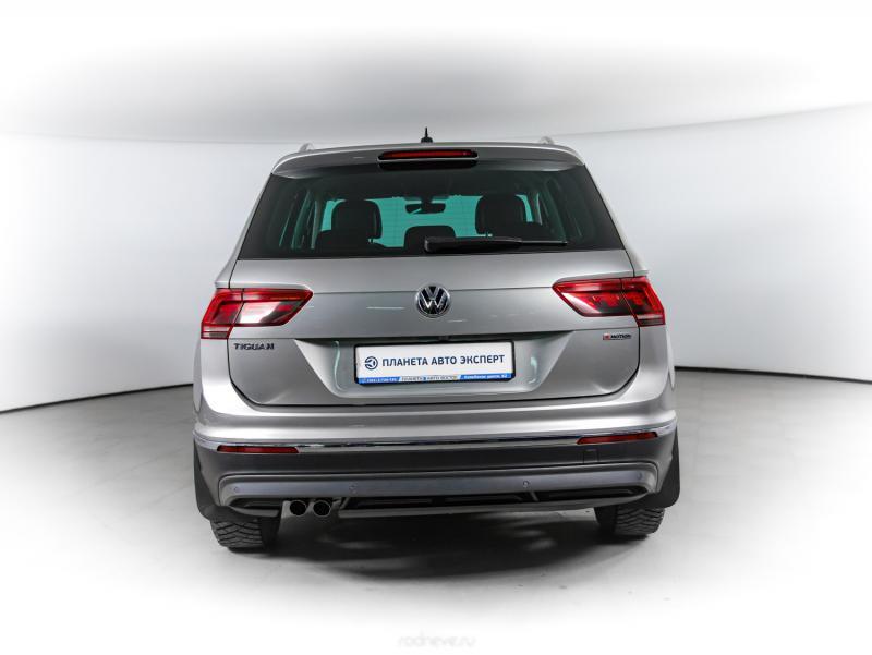 Volkswagen Tiguan 2.0 TDI 4Motion DSG (150 л.с.) 4WD Highline