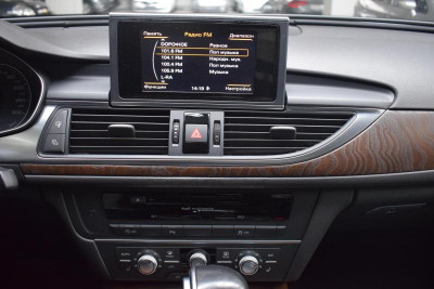 Audi A6 2.0 TFSI MT (180 л. с.)