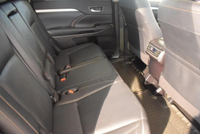 Toyota Highlander 2.7 AT (188 л. с.) Престиж