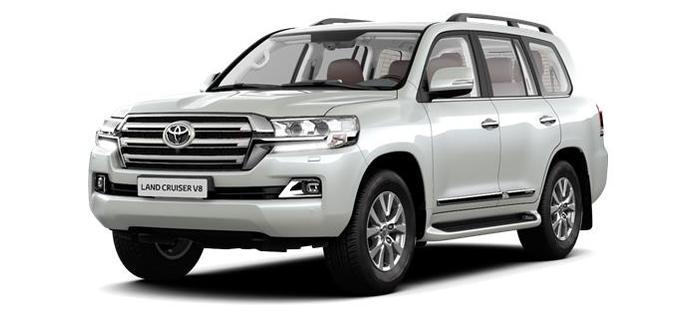 Toyota Land Cruiser 4.6 AT (309 л. с.) Престиж C5 Тойота Центр Бишкек Бишкек