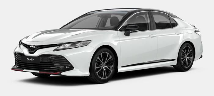 Toyota Camry 2.5 AT (181 л.с.) S-edition S1 Тойота Центр Бишкек Бишкек