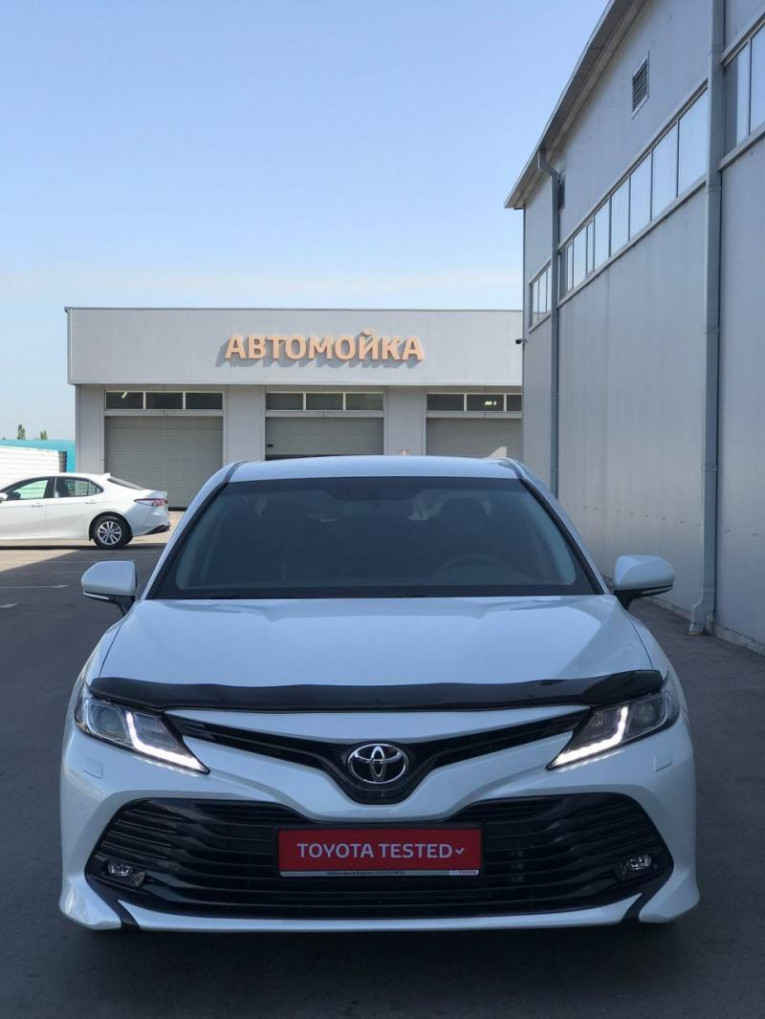 Toyota Camry 2.5 AT (181 л.с.) Элеганс B3 Тойота Центр Бишкек Бишкек
