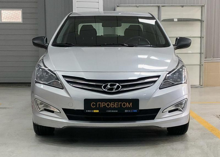 Hyundai Solaris 1.6 AT (123 л. с.) ORBIS AUTO г. Алматы
